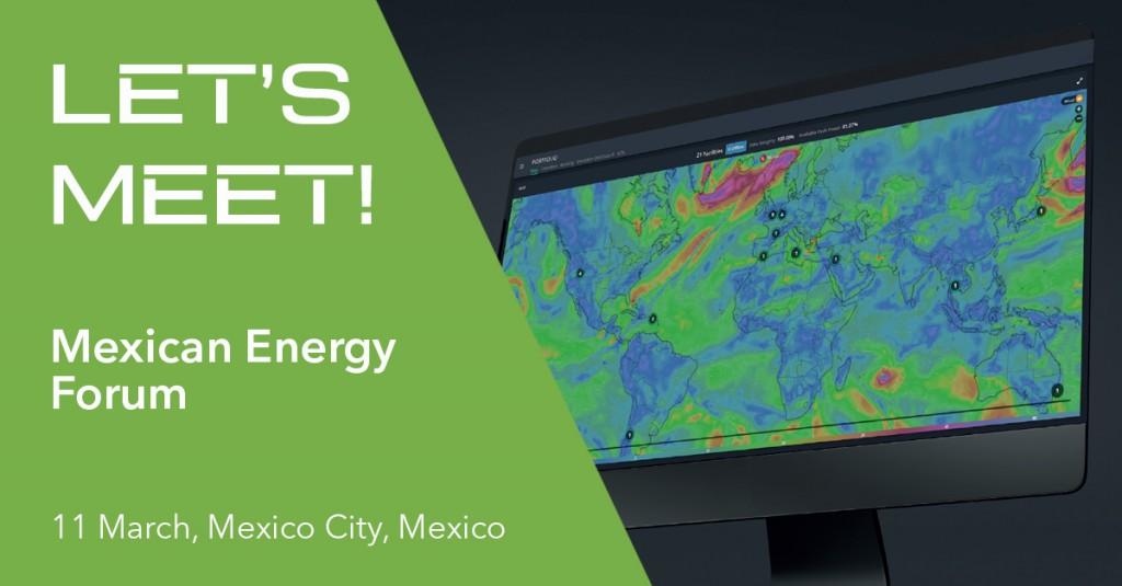 GreenPowerMonitor participates at Mexico Energy Forum 2020