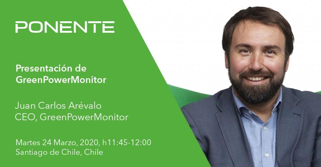 Juan Carlos Arévalo ponenete a la jornada tecnica de DNV GL