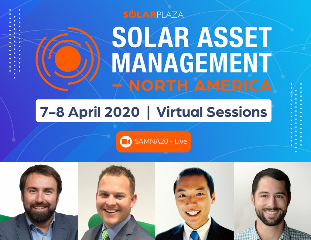 GreenPowerMonitor sponsors at Solar Asset Management North America 2020 live_Speakers