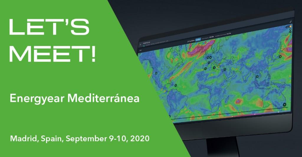GreenPowerMonitor attends Energyear Mediterránea 2020